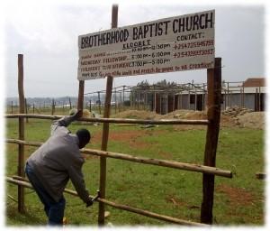 Brotherhood Baptist Church, Eldoret